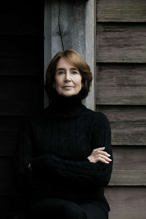 Author Roxana Robinson will discuss the work of Georgia O'Keefe in a program sponsored by the Kent Memorial Library. Photo: Contributed Photo / Beowulf Sheehan / Photograph © Beowulf Sheehan +1 917 450 2345 mail@beowulfsheehan.com