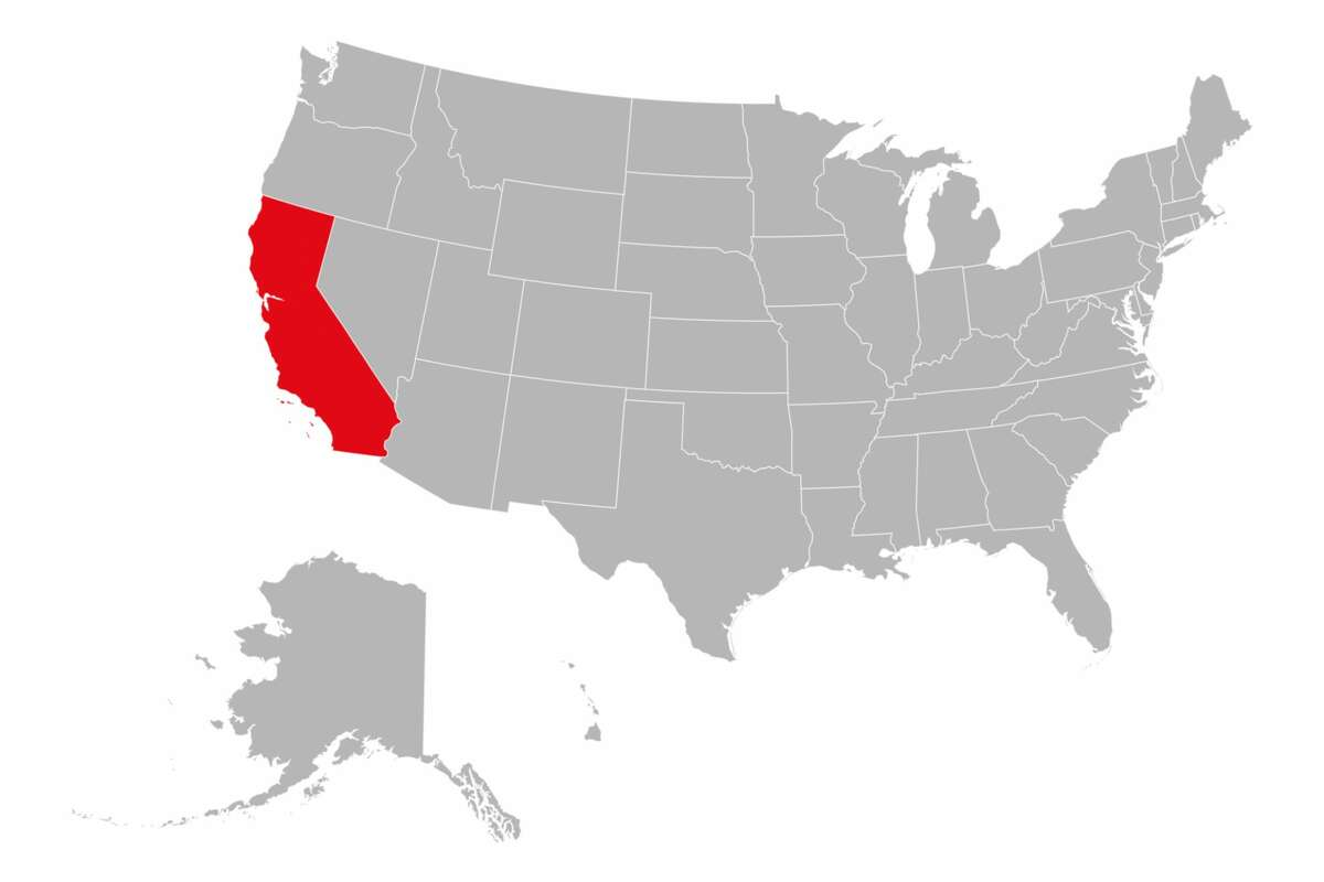 California largely voted Republican until the 1990s.