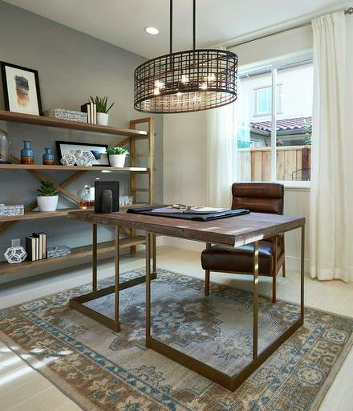 Signature Homes offer flexible bonus spaces that could serve as a home office.