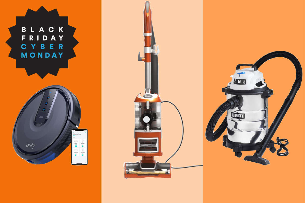 All of the best vacuum deals at Walmart for Black Friday