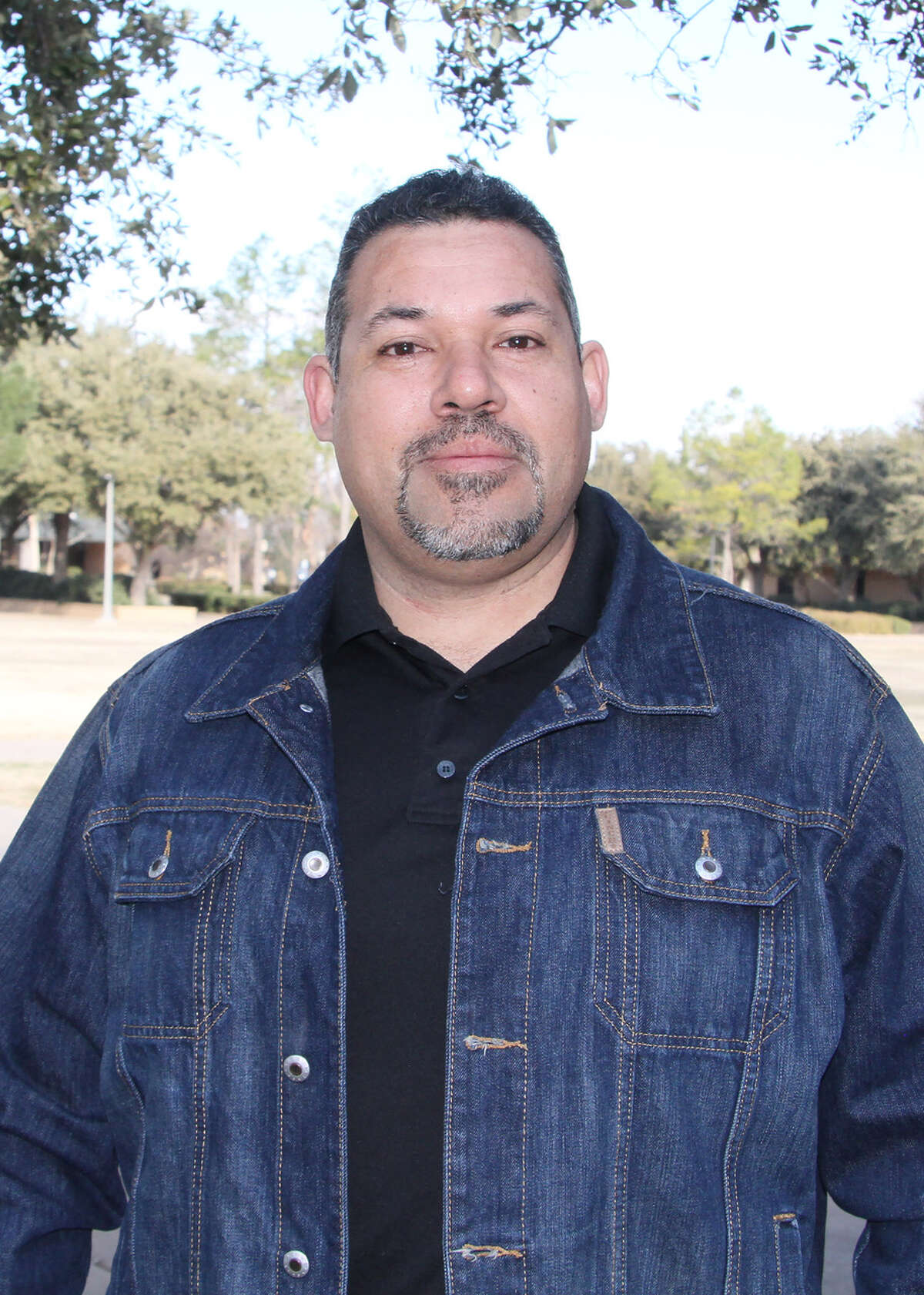 So, for 20 years, Rey Salgado worked in the auto paint and body field. He also enjoyed training and mentoring new employees.