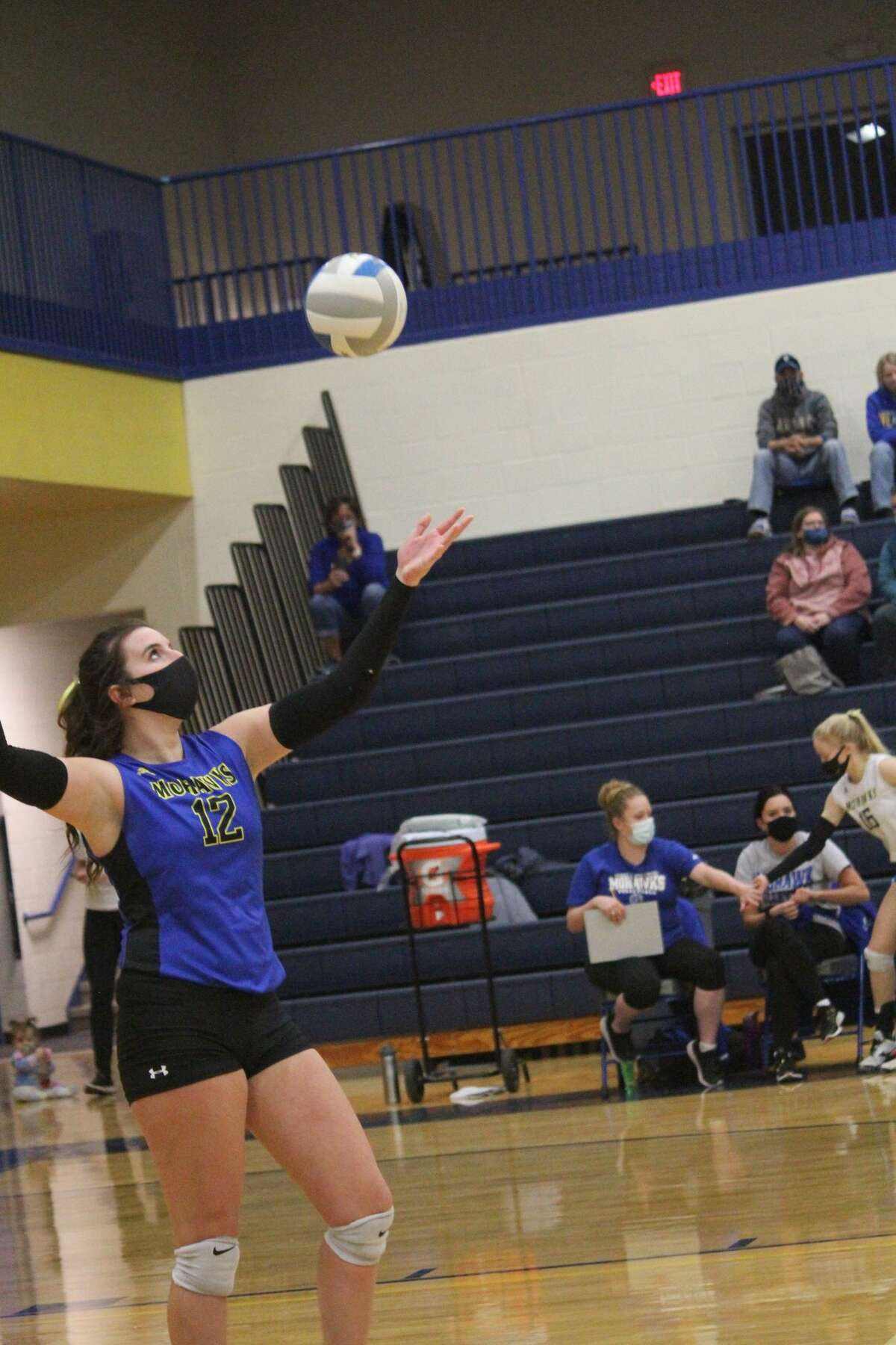Morley Stanwood struggled early but came back to overpower Beal City on Monday in Division 3 district action.