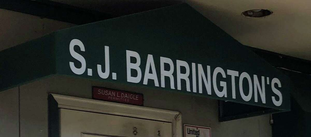 SJ Barrington's is located on Route 7 in New Milford.