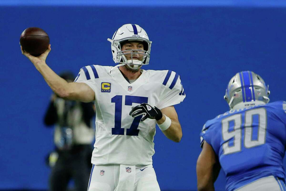 Philip Rivers and the Colts have pulled into a first-place tie in the AFC South thanks to two straight wins and consecutive losses by the Titans.