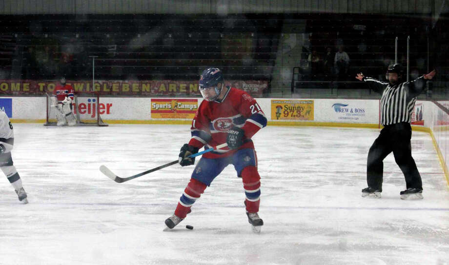 Big Rapids' hockey team is looking to begin its season later this month. Photo: Pioneer File Photo