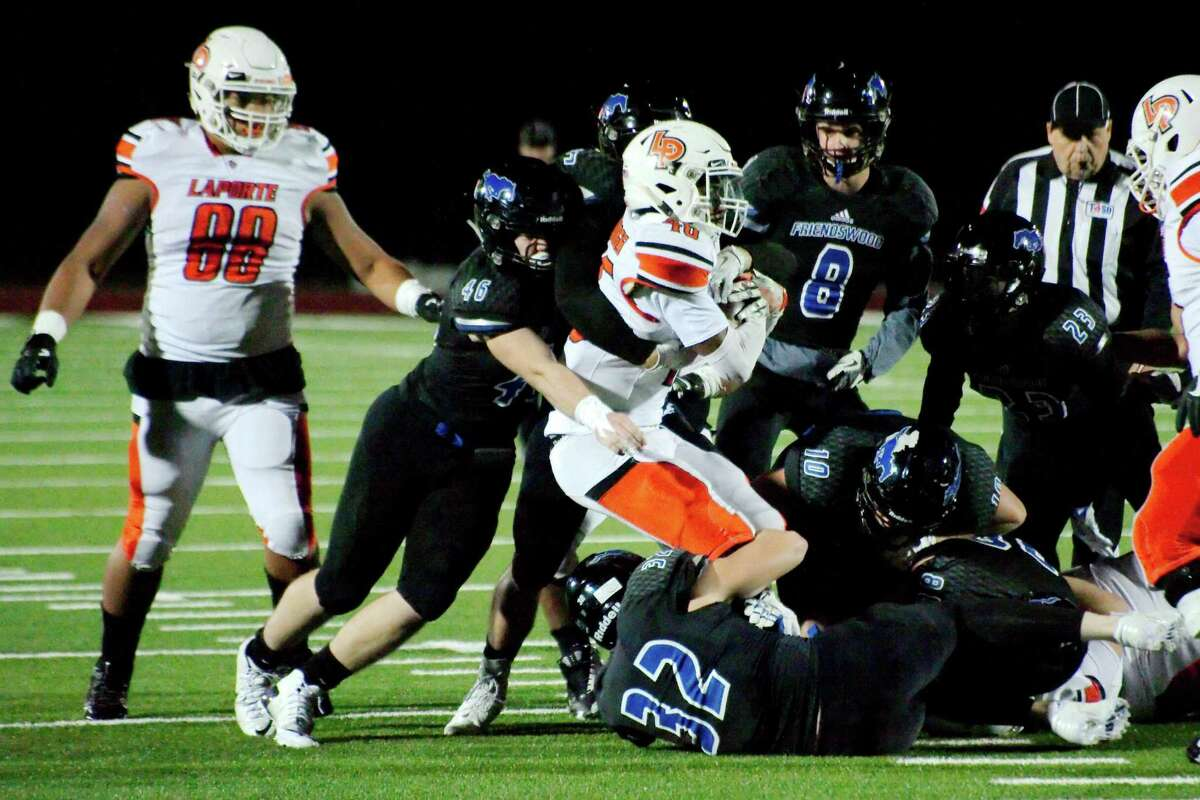 Friendswood and La Porte have engaged in some physical battles in the past. The teams will meet again at 7 p.m., Friday at Henry Winston Stadium in Friendswood.