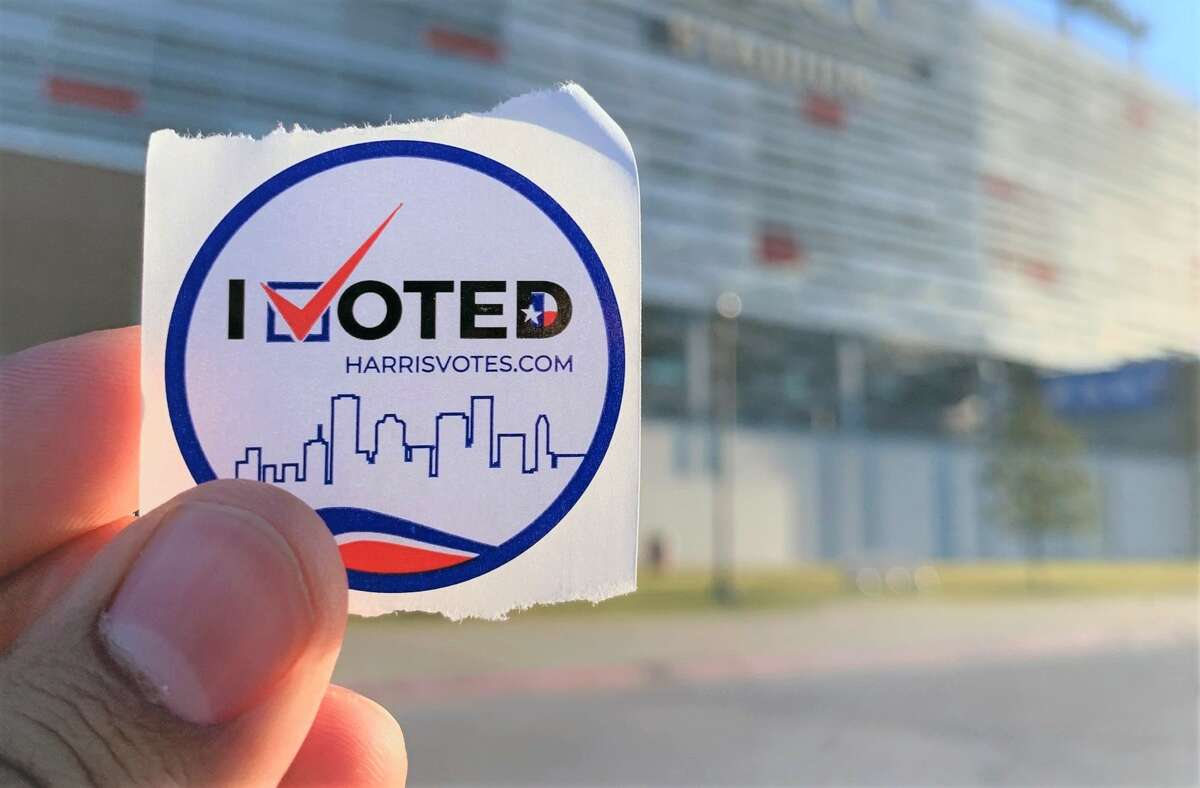 Election Day 2020: There's a cool new 'I Voted' sticker.