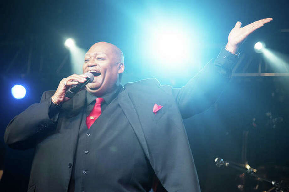 ON THE COVER: Musician, performer and music educator Charles Glenn, of St. Louis, performs. Glenn, 65, retired as the national anthem singer for the St. Louis Blues last year. (For The Edge) Photo: (For The Edge)
