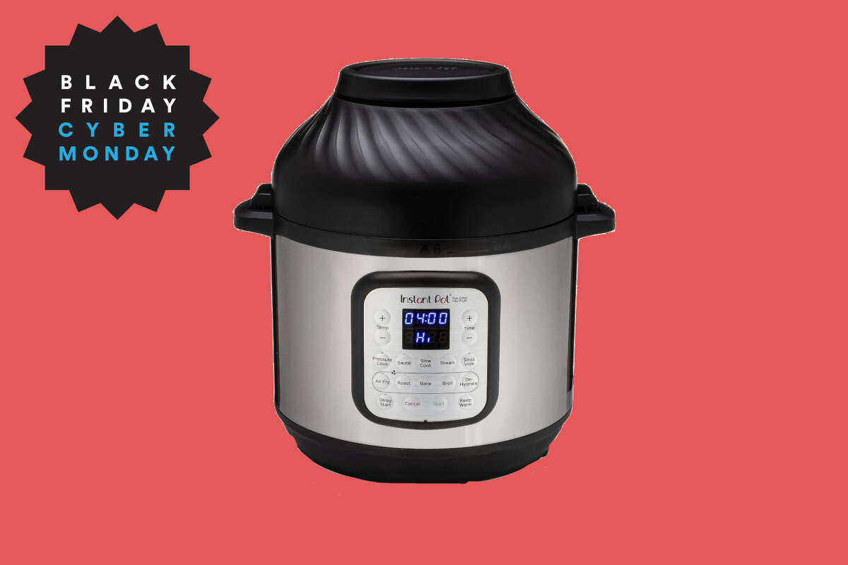 Instant Pot Duo Crisp and Air Fryer, $50 off at Walmart for Black Friday
