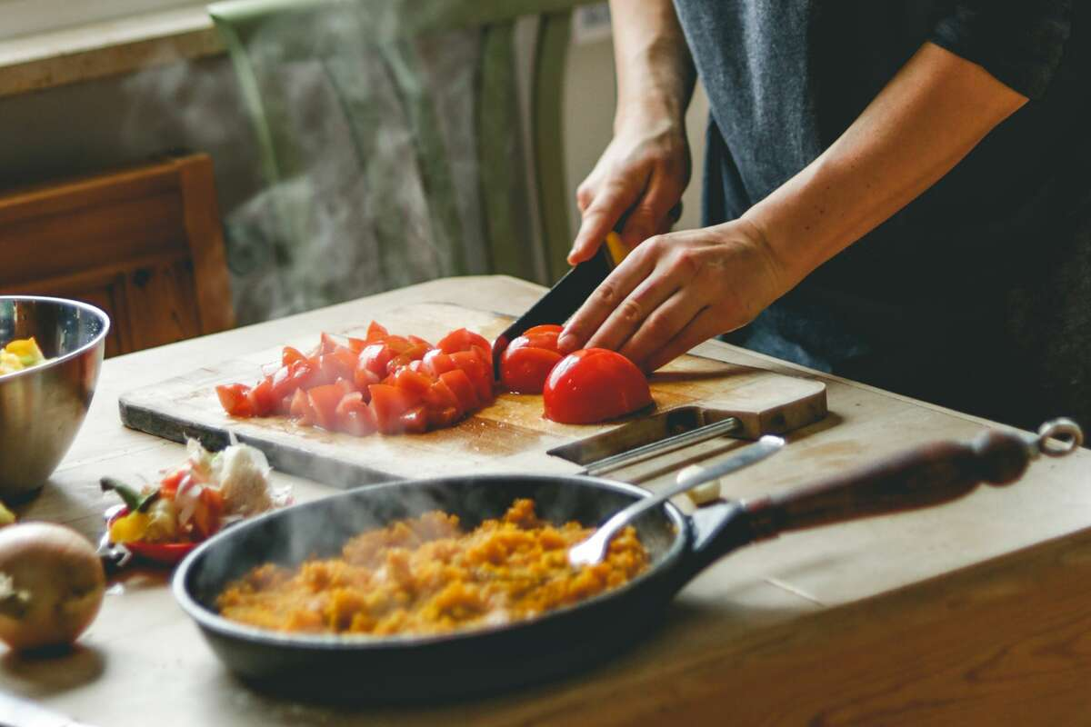 King County Public Health recommends taking time to practice new, healthy recipes to keep your mind and body healthy. You not only ease your mind by doing something as therapeutic as cooking a meal, but you also nourish your body asyou have more energy and feel healthier.