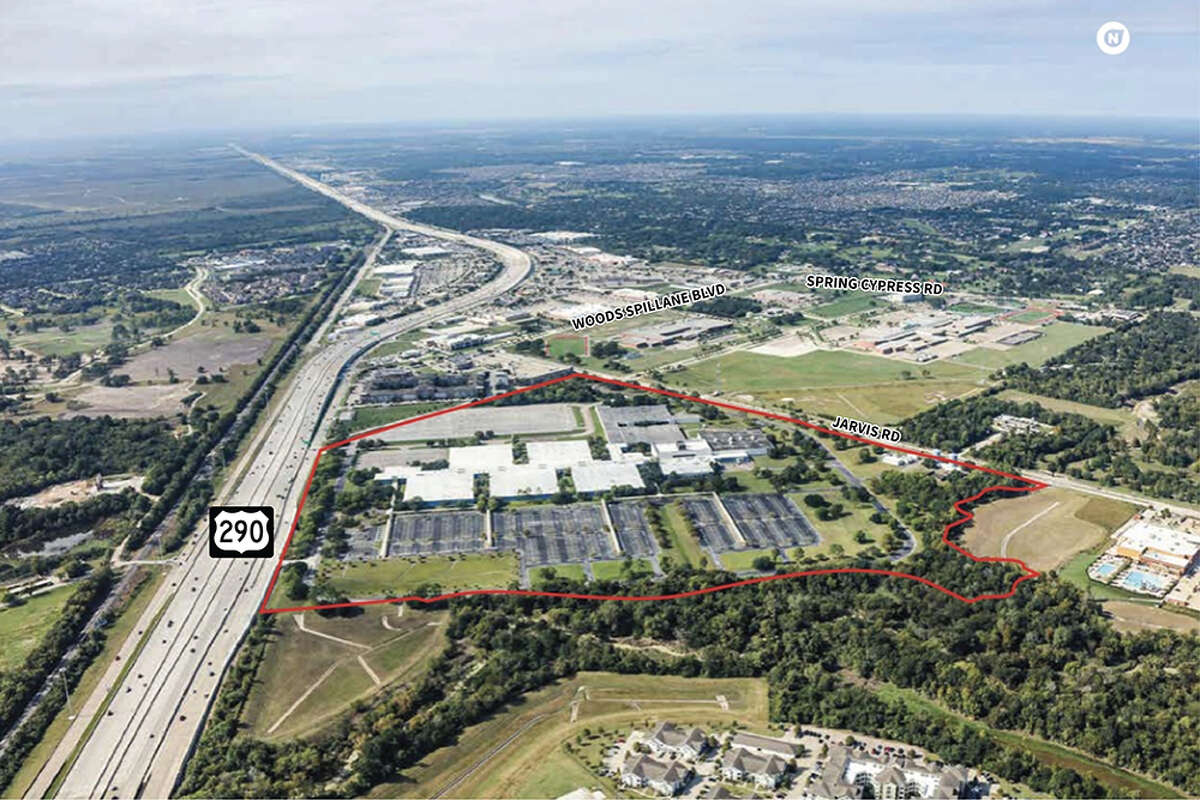 Sysco Corp. is selling more than 100 acres in northwest Harris County.