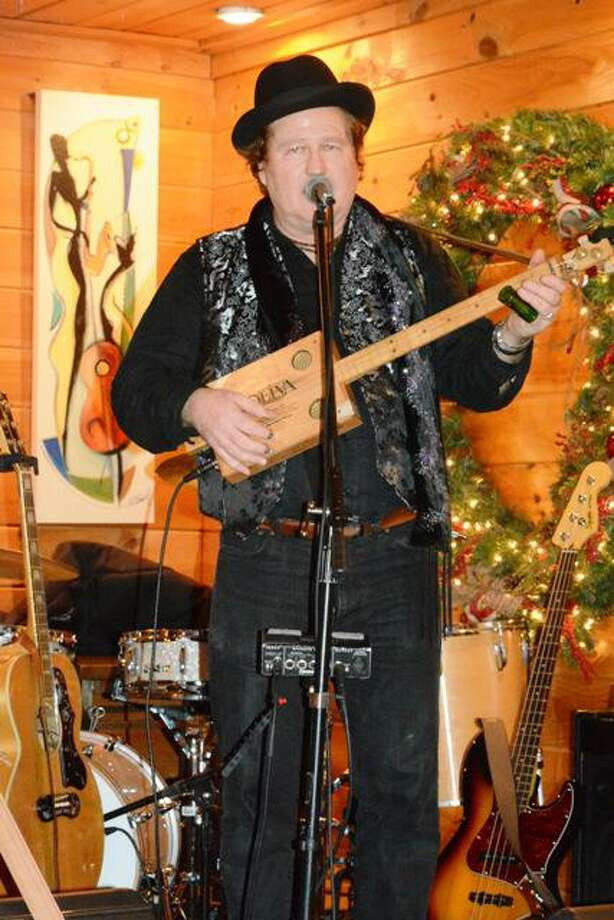 Dan Stevens continues with his Pickin' Party at 6 p.m. Tuesday at Nightingale's Café. Photo: Domenic Forcella / Contributed Photo