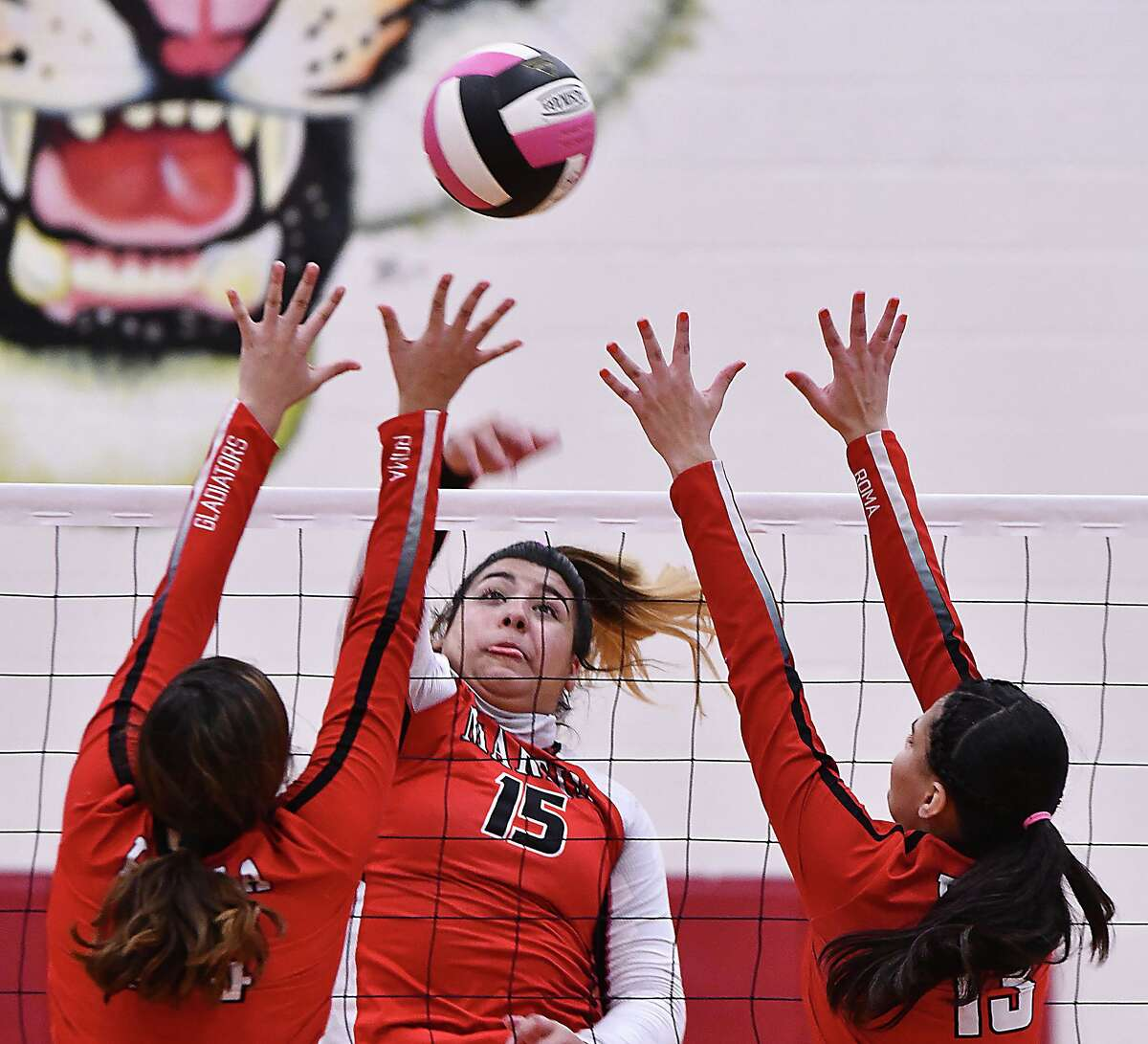 Melanie Duron and the Lady Tigers face the Lady Toros Tuesday.