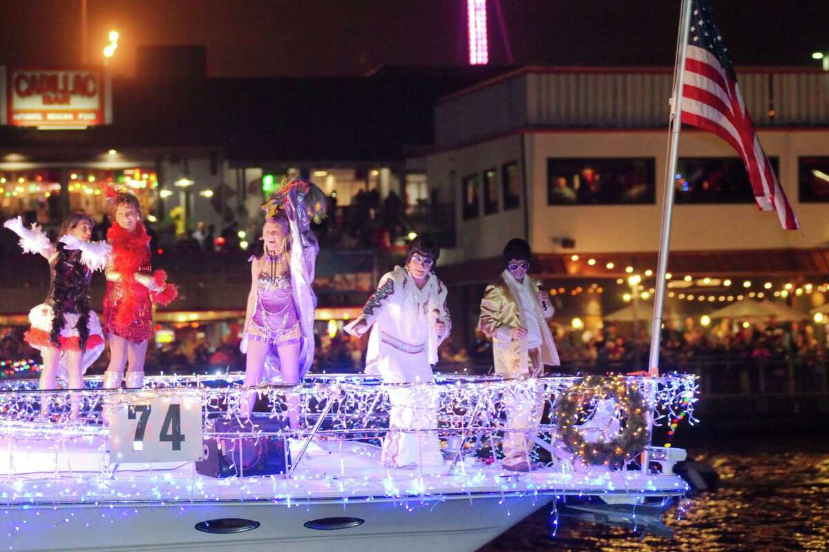 There's no telling if rocking Elvis impersonators will be in Clear Lake Chamber of Commerce's 59th Christmas Lane Boat Parade this year, but organizers expect the event to be as spectacular as ever despite the pandemic.