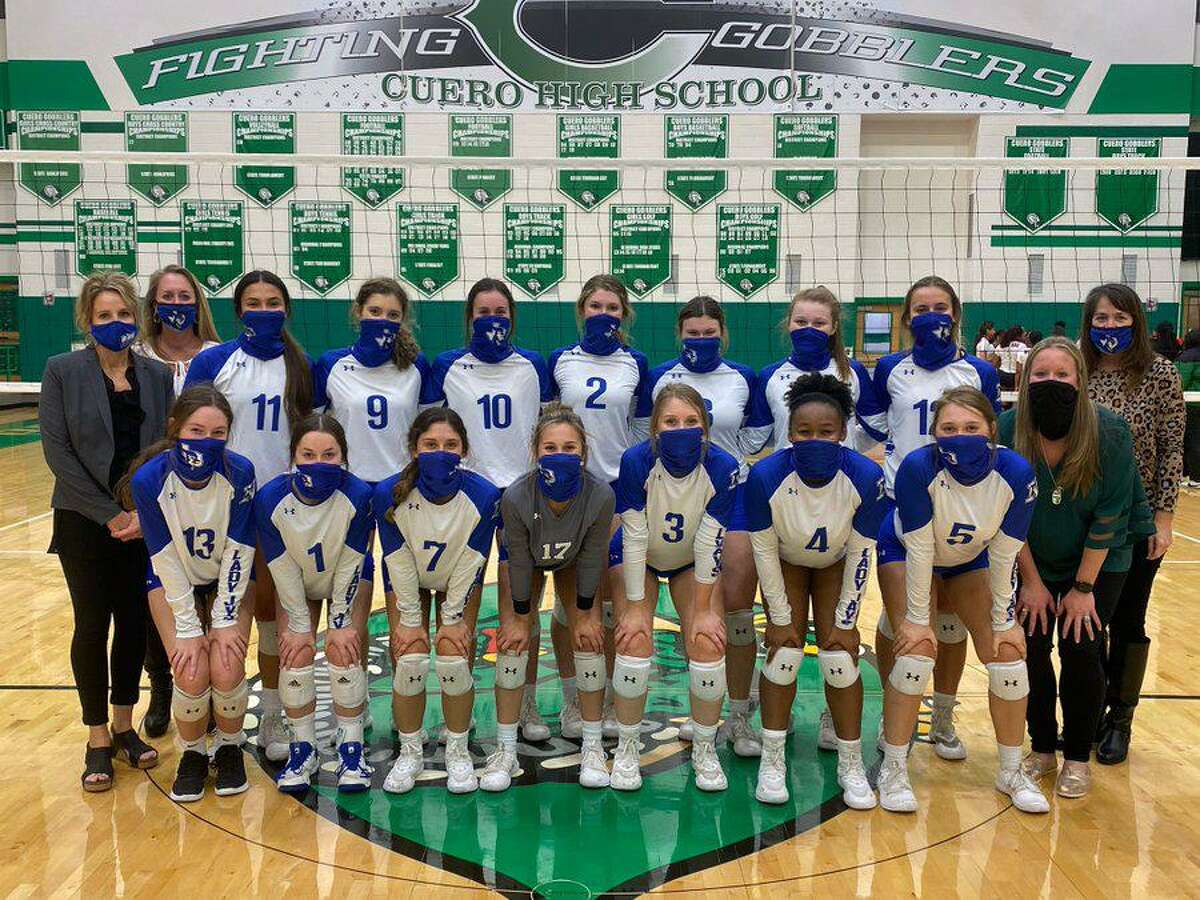 The Needville volleyball team remained undefeated with a sweep of West Oso in the bi-district round of the Region III-4A playoffs. The Blue Jays are 30-0 for the season.