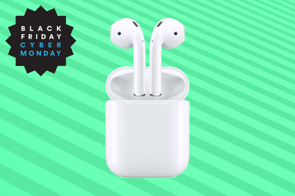 Apple AirPods (Latest Model), $109 at Amazon