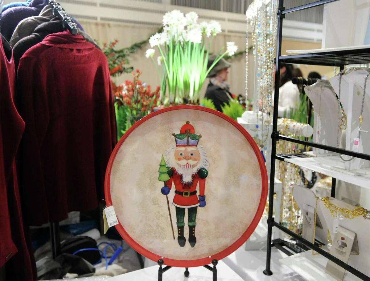 The Antiquarius Holiday Boutique will run virtually Nov. 27-Dec. 6. Info: https://greenwichhistory.org/antiquarius/.