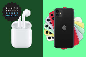 Walmart is kicking off its Black Friday sales with Apple AirPods for $99 from Nov. 4 through Nov. 8.