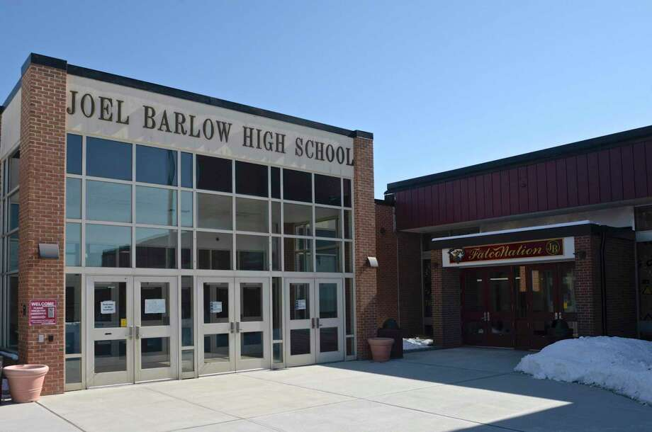 Joel Barlow High School, Redding, Conn, Saturday, March 9, 2019. Photo: H John Voorhees III / Hearst Connecticut Media / The News-Times
