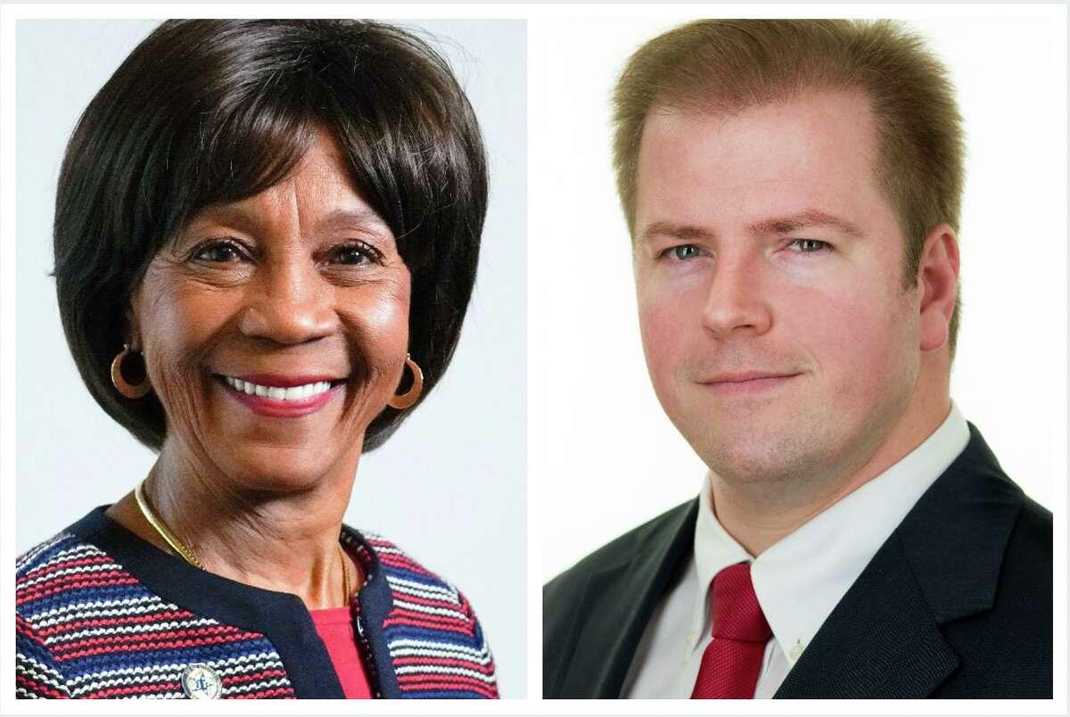 The 2020 general election race for Harris County tax assessor-collector featured incumbent Democrat Ann Harris Bennett against Republican Chris Daniel.