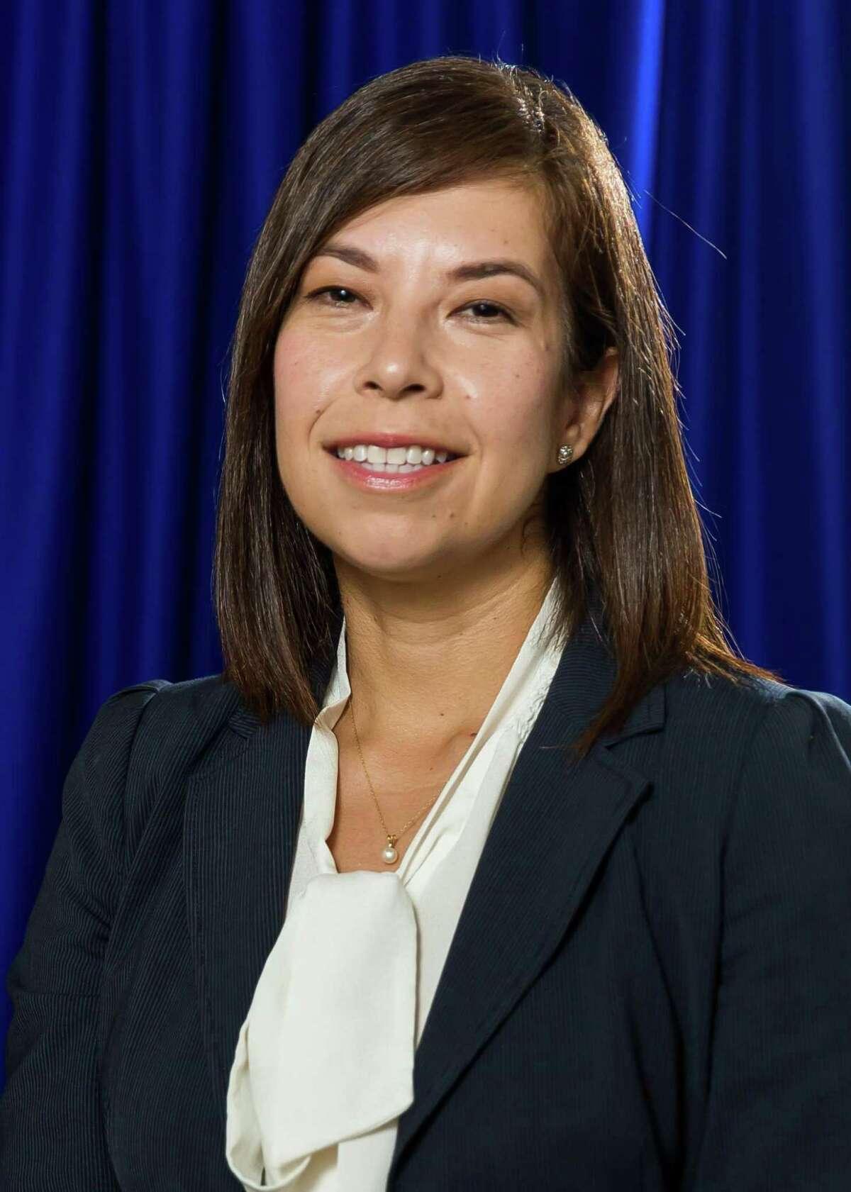 San Antonio lawyer Christine Hortick is the Democratic nominee for Precinct 3 Bexar County commissioner.