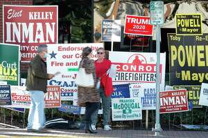 Kelley Inman and former Councilwoman Marsha Porter will face off in a runoff election set for Dec. 15.