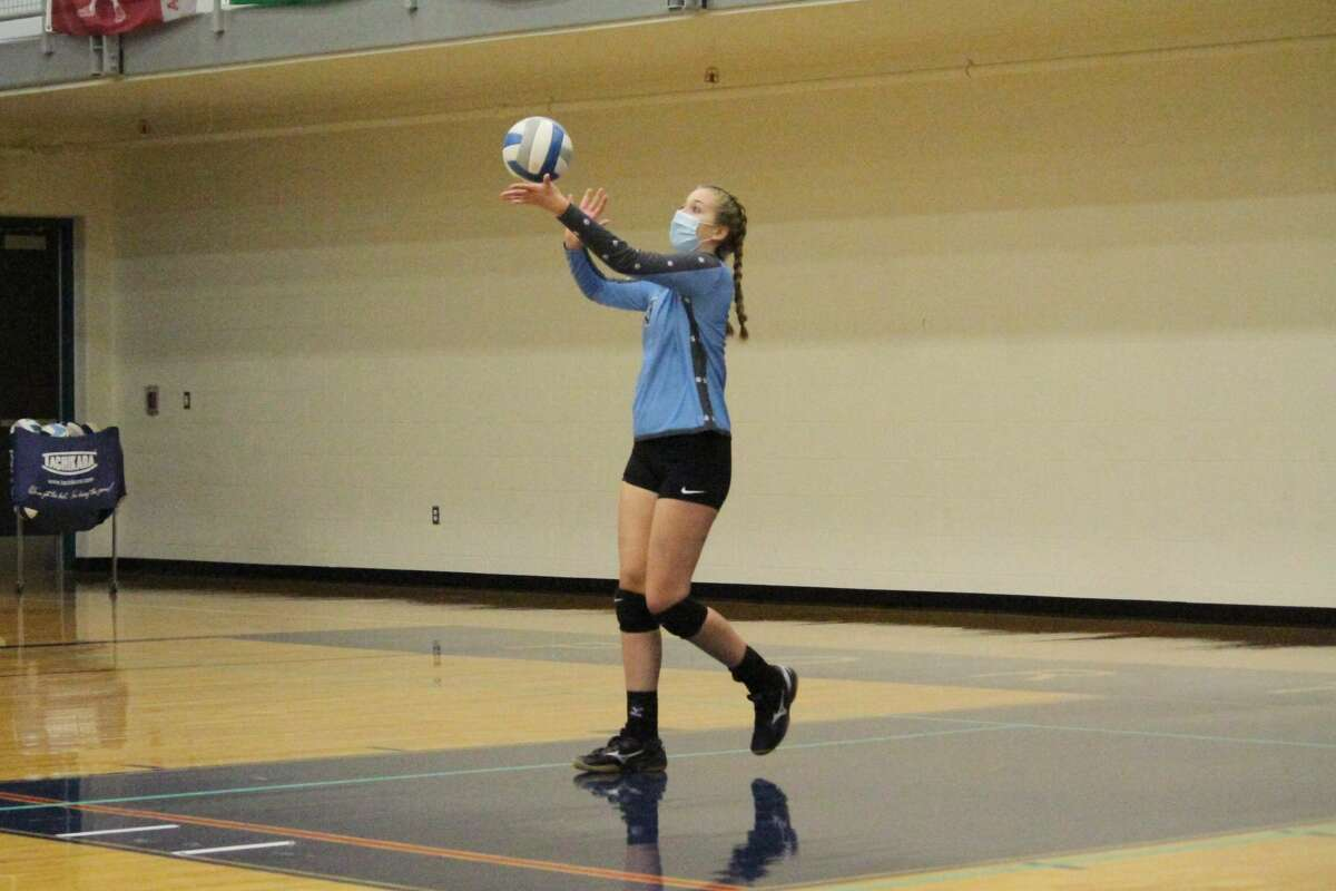 The Brethren Bobcats rally from two sets down to defeat Mason County Eastern on Nov. 2.