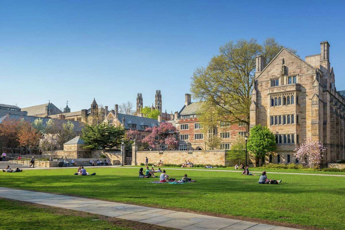 The Yale University campus in New Haven, Connecticut. (Dreamstime/TNS)