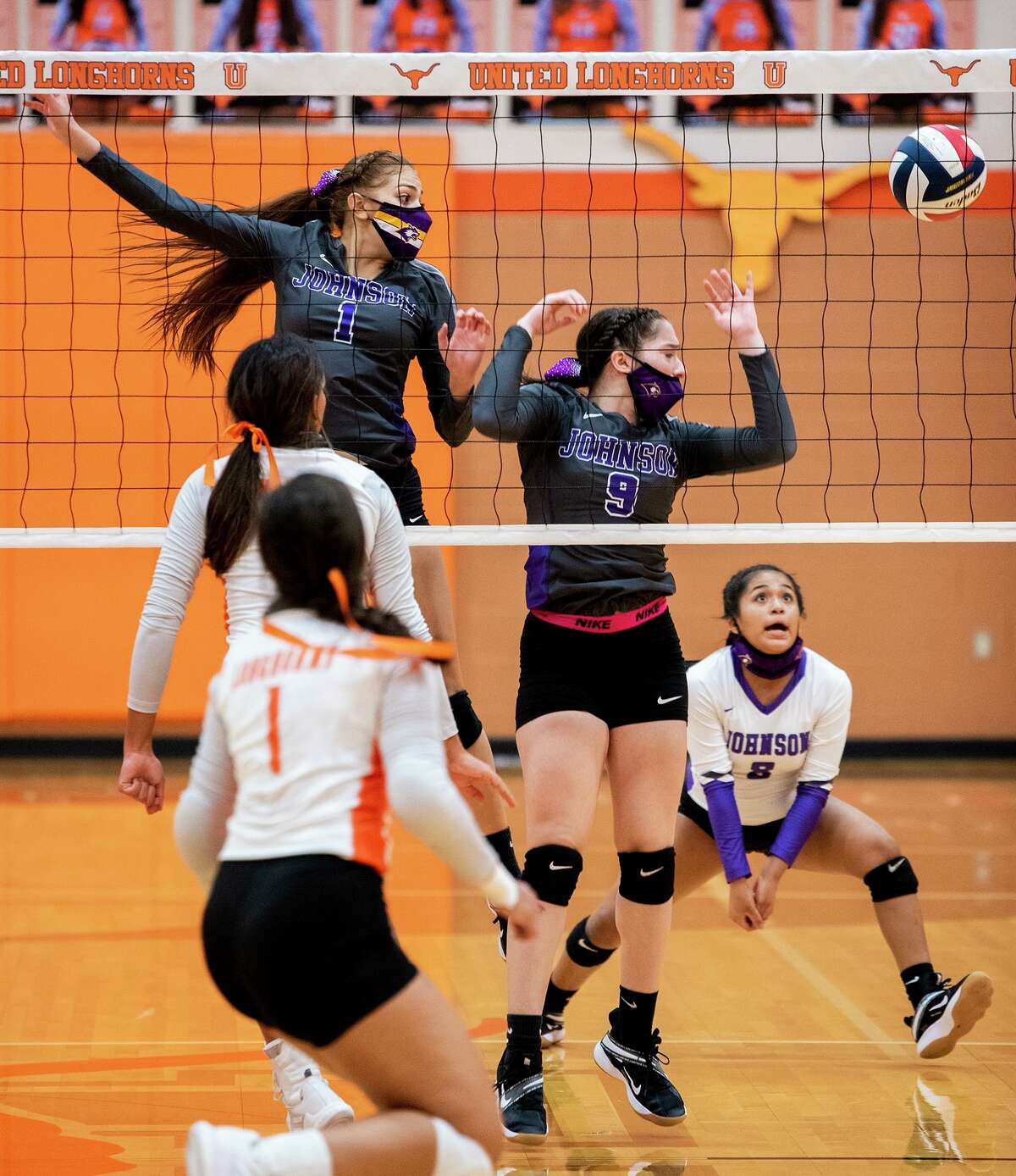 LBJ hosts Martin and CC Winn in a tri-match Tuesday to open the season while United hits the road to take on Nikki Rowe.