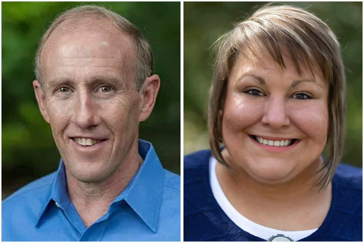 Republican incumbent Rep. Gary Gates faced Democratic Eliz Markowitz in the race for Texas House District 28.
