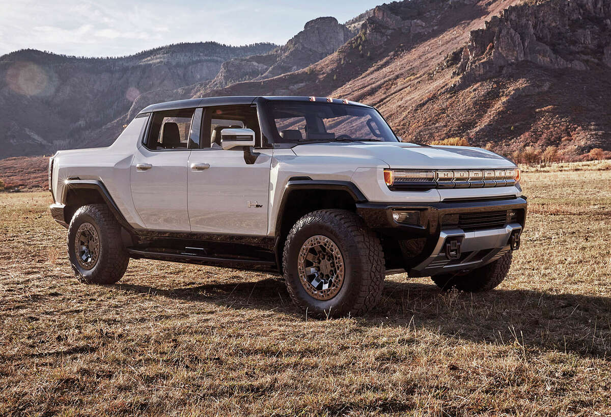 GMC will start producing its new 2022 Hummer EV Edition 1 in late 2021.