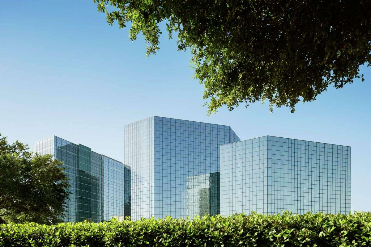 Houston-based MetroNational's Memorial City Plaza office complex is on Gessner Road at Barryknoll Lane.