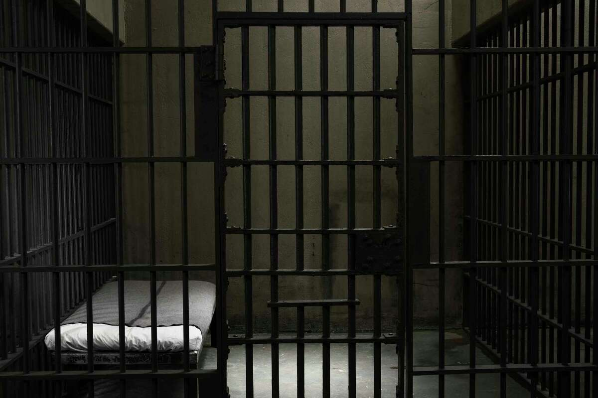 A file photo of an empty cell.