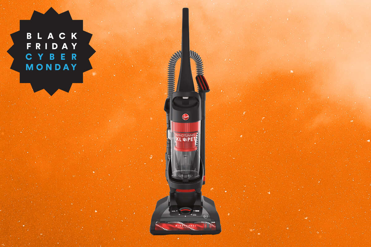 Hoover WindTunnel XL Pet Vacuum, $48 at Walmart