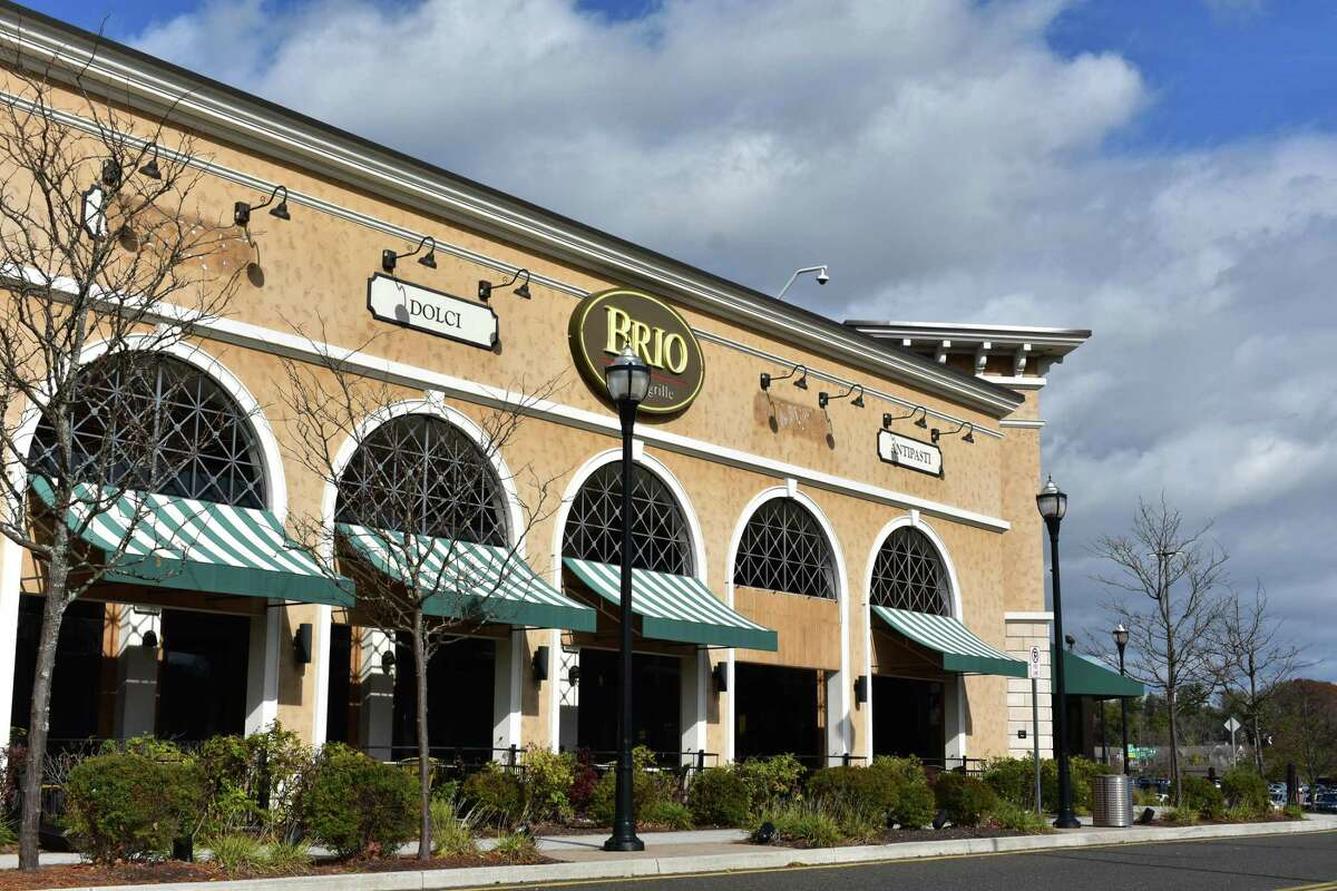 The former Brio Tuscan Grille restaurant at Danbury Fair mall in Danbury, Conn., where Barbarie's Grill is slated to open in December 2020.