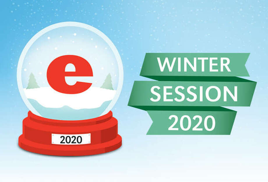 SIUE Winter Session logo