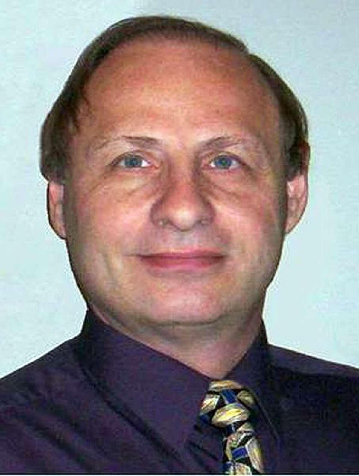 David Scagliola -- Schertz city council candidate. HANDOUT