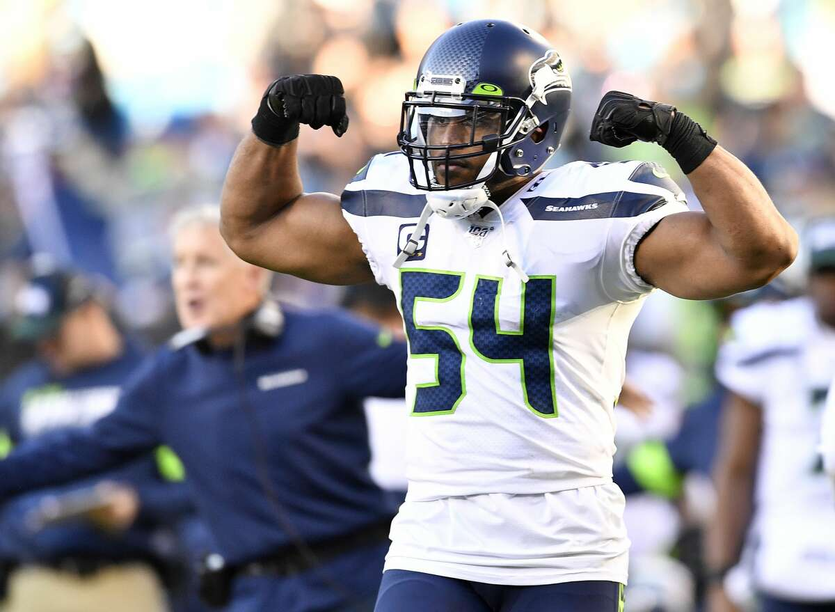 Seattle Seahawks middle linebacker Bobby Wagner has been named NFC Defensive Player of the Week, the NFL announced Wednesday.