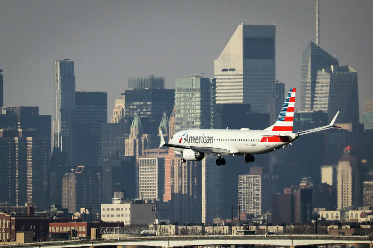 American Airlines has the Boeing 737 Max on its schedules for December flights between New York City and Florida.
