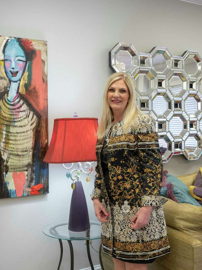 Realtor Victoria Printz heads to Colorado for the next chapter in her life. Photo: Tim Fischer, Midland Reporter-Telegram