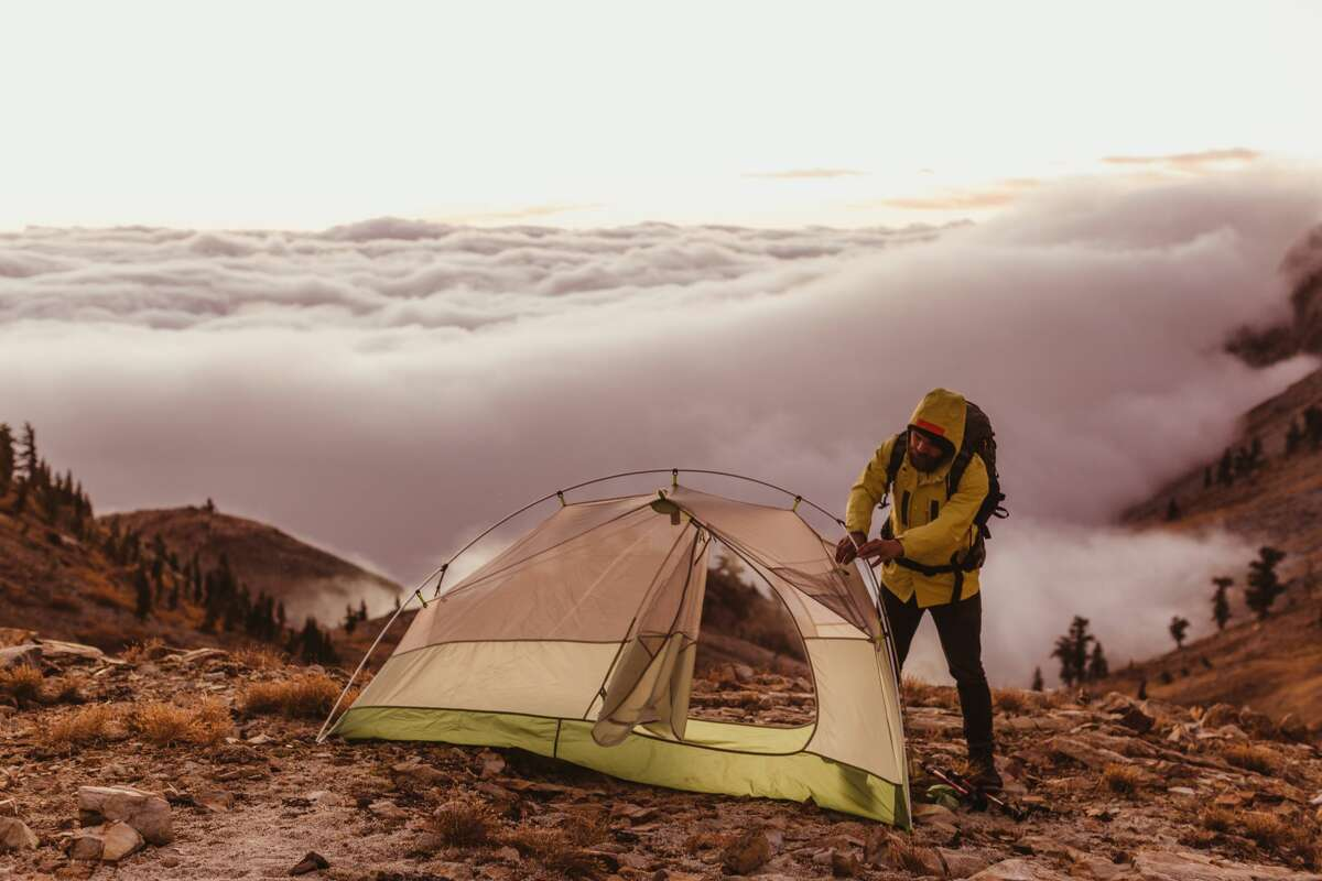 As the pandemic spirals out of control in California, camping in national and state parks has mostly been prohibited.