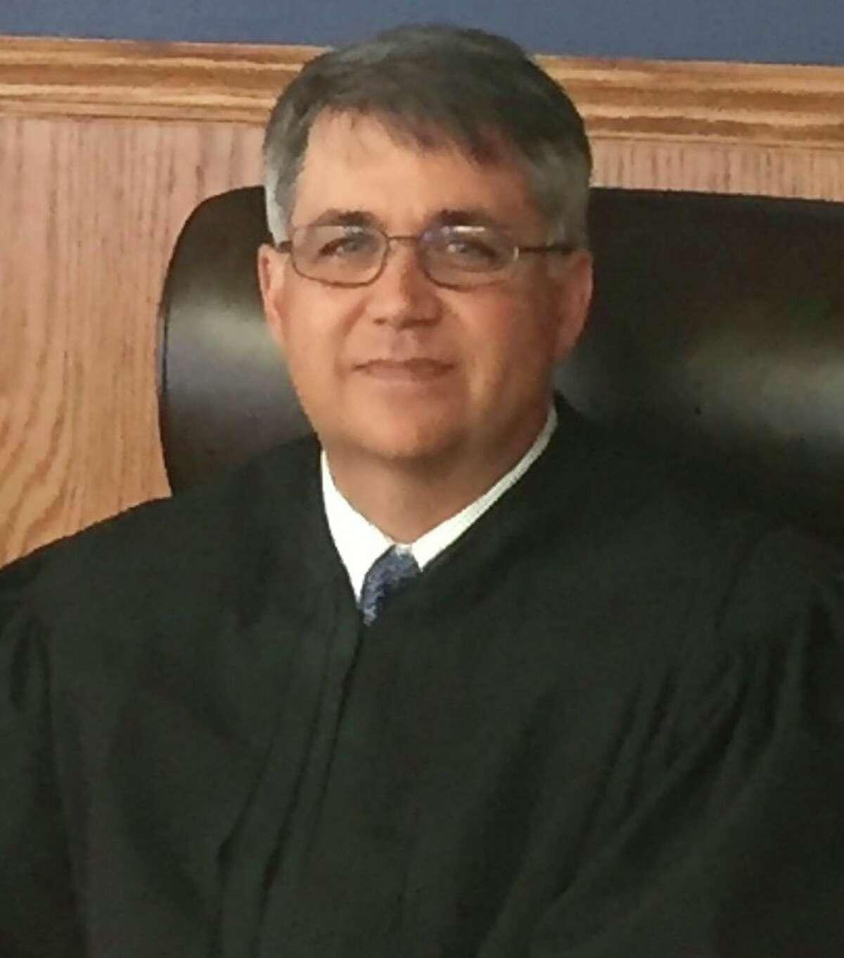 Judge David Thompson