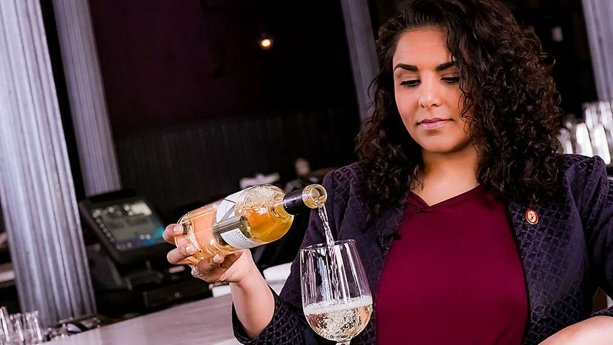 Alpana Singh says she was the youngest woman and the first South Asian to earn her master sommelier certification, in 2003.