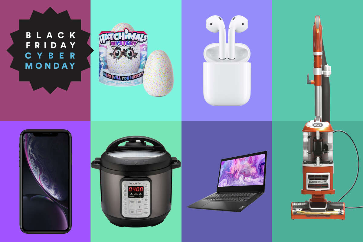Walmart's Black Friday events start Wednesday, Nov. 4 at 7 p.m. EST.