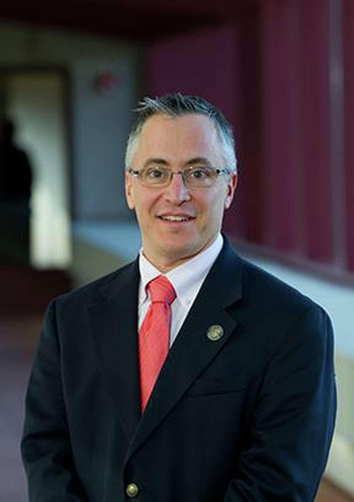 House Minority Leader Vincent Candelora, R-North Branford