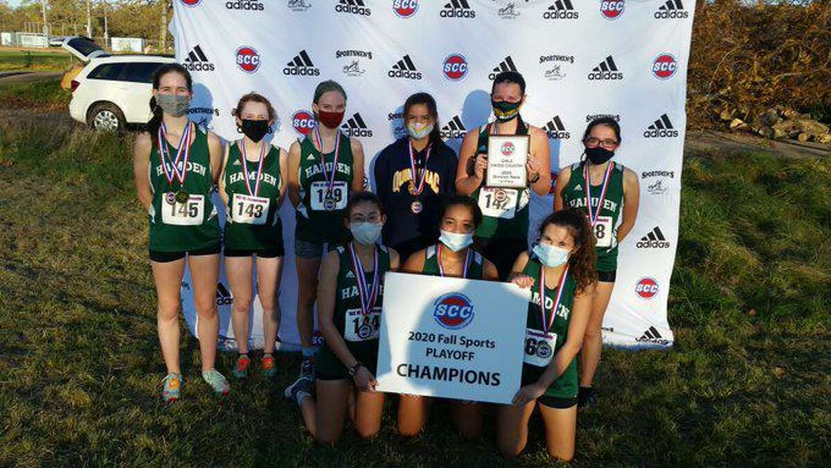 Guilford wins SCC Girls Cross Country A Division team title