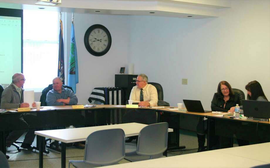 The Lake County Board of Commissioners will resume in-person meeting beginning in November, through the remainder of the year. A call-in option is available to the public. (Star file photo)