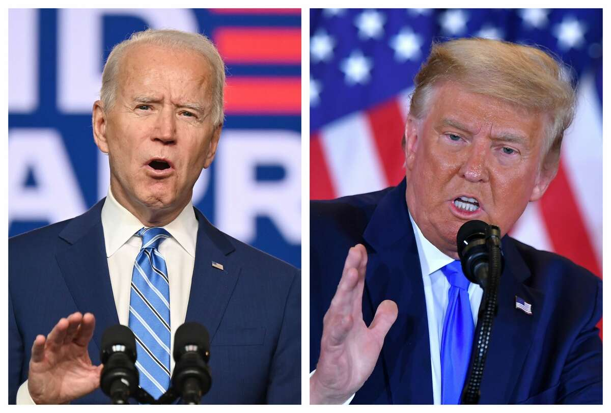 In its third day, the 2020 presidential election has come down to a handful of electoral college votes in the battleground states of Nevada, Georgia, Pennsylvania and North Carolina.