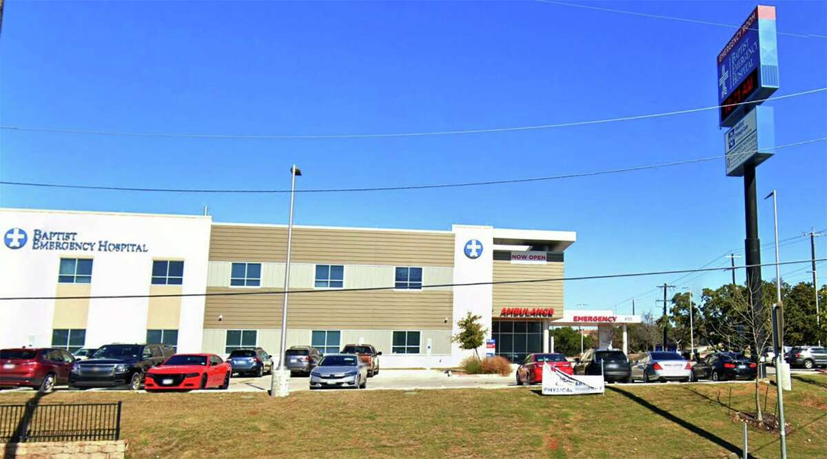 The Baptist Emergency Hospital at Shavano Park and its operator have been accused in a lawsuit of overcharging for lab work. The plaintiff in the case, a former San Antonio man who now lives in Ohio, wants the complaint certified as a class-action lawsuit.