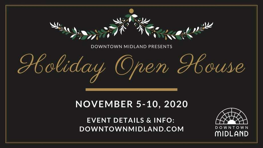 Dec. 6-10: Downtown Midland Holiday Open House, during which many stores will be showing off new merchandise, exciting holiday items, special services, new menu items, and so much more to get you in the holiday spirit. (Photo provided/Downtown Midland Facebook)